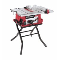 SKIL 10-Inch Table Saw with Folding Stand, 3410-02