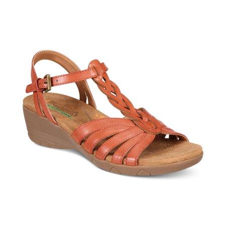 42a58f8d5d29e1 BareTraps - womens bare traps honora memory foam wedge sandals