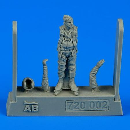 1/72 USAF Fighter Pilot Vietnam War 1960-75 (Standing)