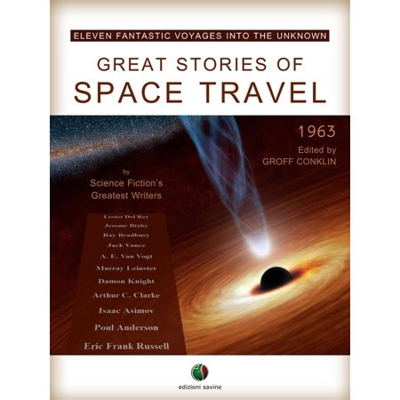 Great Stories of Space Travel - eBook