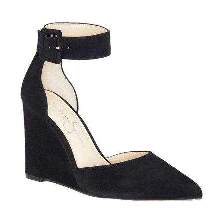 Women's Jessica Simpson Moyra Ankle Strap Wedge Sandal (Jessica Simpson Sandals For Girls)