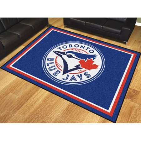 Fanmats MLB Toronto Blue Jays 8'x10' Rug by