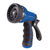 Dramm 9-Pattern Revolver Spray Gun, Blue