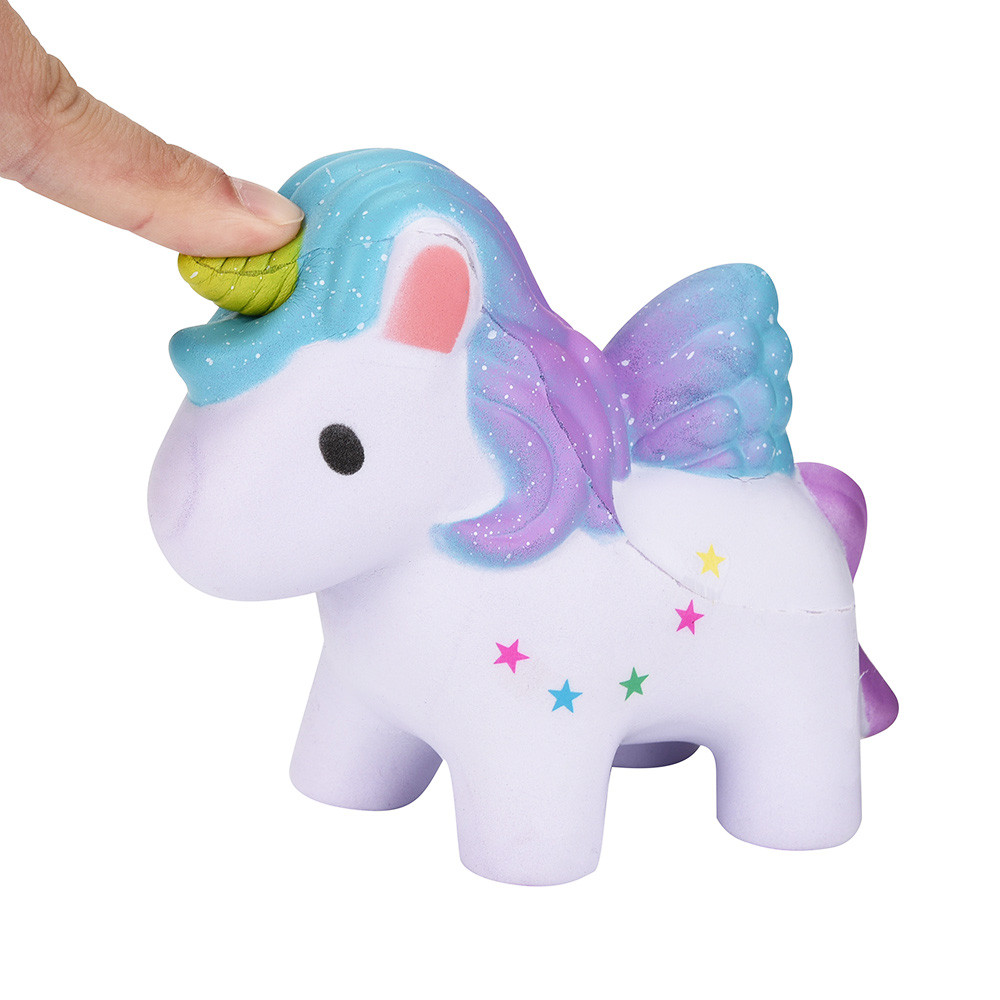Dreamlike Unicorn Squishy Slow Rising Squeeze Toys Collection