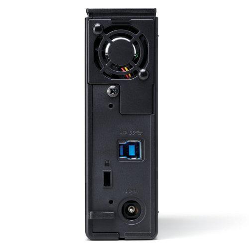Buffalo DriveStation Axis Velocity USB 3.0 1 TB High Speed 7200 RPM External Hard Drive (HD-LX1.0TU3) by Buffalo Americas