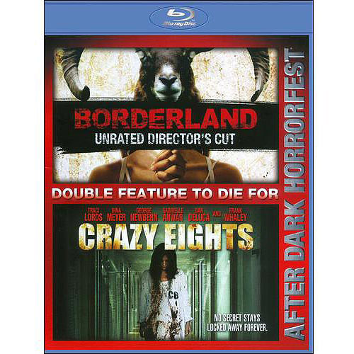 After Dark Horrorfest: Borderland / Crazy Eights (Blu-ray) (Widescreen)