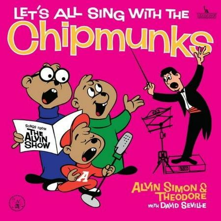 Let's All Sing (CD) - Halloween Sing Along Cd