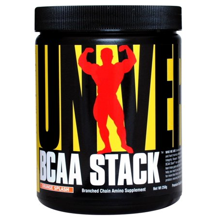 BCAA Stack orange Splash 250 g