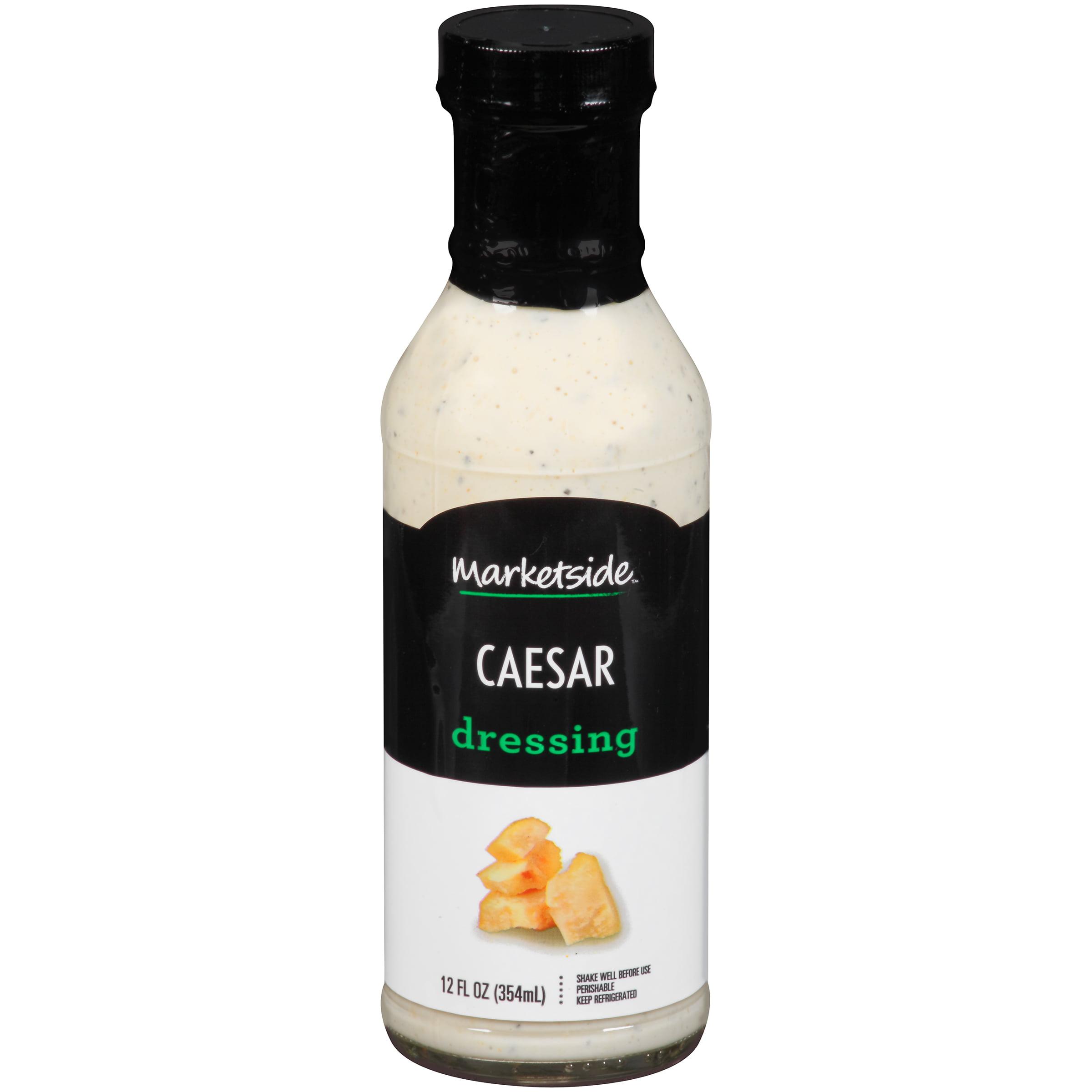 Marketside Caesar Dressing 12 fl oz Bottle