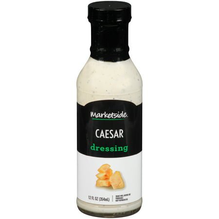 Marketside Caesar Dressing 12 fl oz Bottle