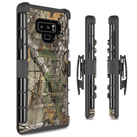 outlet store c463f 2156a CoverON Samsung Galaxy Note 9 Case, Explorer Series Protective Holster Belt  Clip Phone Cover