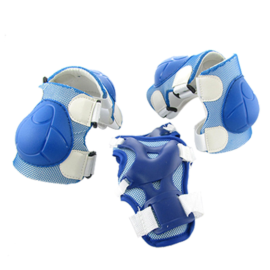 Skating Skateboarding Protective Gear Palm Wrist Guard Elbow Knee Pads Set For Kids