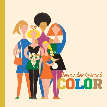 Alexander Girard Color by