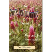 Songs and Devotions of David, Volume V - eBook