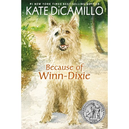 Because of Winn-Dixie (Paperback) (Safari Could Not Open The Page Because)