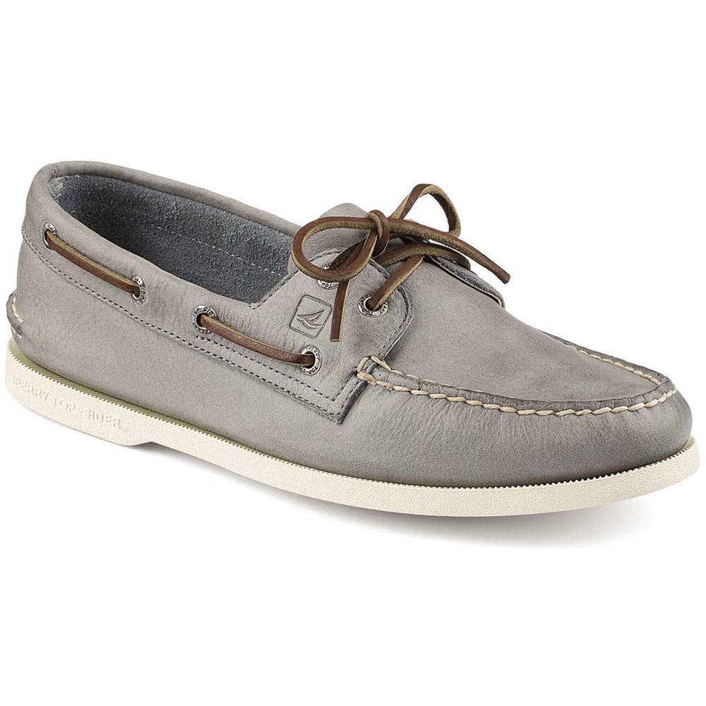 Sperry Top Sider Mens Authentic Original 2 Eye Burnished by Sperry Top Sider