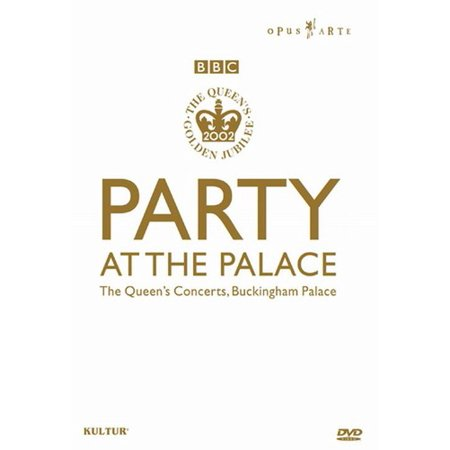Party At Palace  The Queens Golden Jubilee