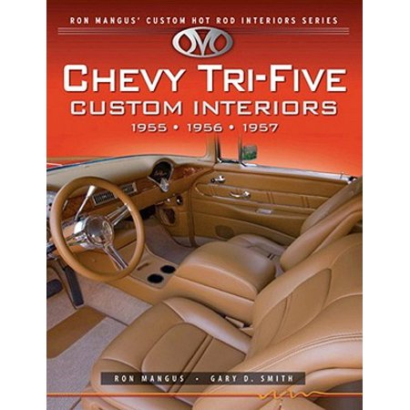Chevy Tri Five Custom Interiors