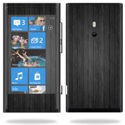 Skin Decal Wrap for Nokia Lumia 800 4G Cell Phone sticker Birch Wood
