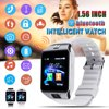 Black/White Colors Smart Watch With Camera bluetooth Wrist Watch SIM Card Smartwatch For Women Men Kids Package included:1 xSmart Watch1 x USB Cable1 x User's instructionDescription:Connection mode: SIM card; bluetooth 3.0; Frequency: GSM 850/900/1800/1900mhzStorage: RAM: 32M; External storage: support TF card, 32GBDisplay: screen size 1.56inch; Screen type: 100 ~ 200; Screen resolution: 240*240 pixelsCamera: pixel: 30W; Video storage: supportTalk time: 3HBattery capacity: 380 mahProduct size: 435.*40*9.8MMWeight: 75gColor: Black ,WhiteFunctions: bluetooth, dialing, phonebook, information, call record, bluetooth notification, bluetooth music, remote photo taking, pedometer, altimeter, barometer, burglar alarm, power-saving mode, setting
