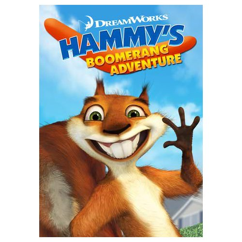 Over the Hedge Hammy's Boomerang Adventure [Short] (2006)