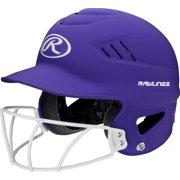 Rawllings Coolflo Highlighter Series Matte Style Softball Batting Helmet by Rawlings