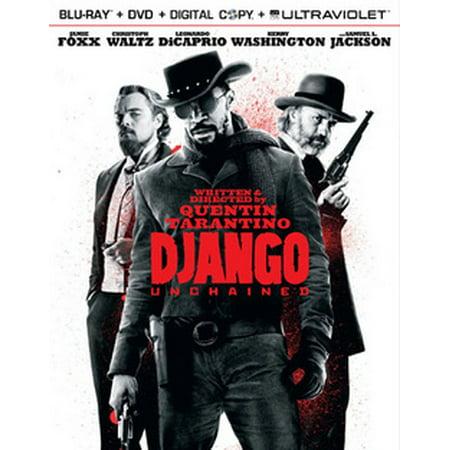 Django Unchained (Blu-ray + DVD + Digital Copy + UltraViolet + Bonus Disc) (Walmart Exclusive) ()