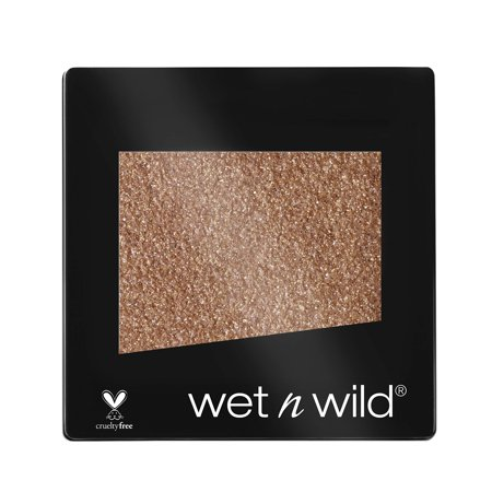 Wet n Wild Color Icon Eyeshadow Glitter Single, Nudecomer,
