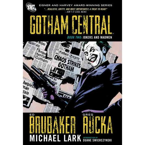 Gotham Central 2: Jokers and Madmen