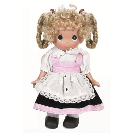 Precious Moments Dolls By The Doll Maker, Linda Rick, Germany Children Of The World, Gretchen, 9 Inch Doll - image 1 of 1