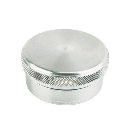 Billet Aluminum Weld-On Gas/Oil Tank Filler Neck with Cap Billet Aluminum Filler Neck