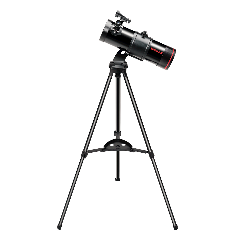 Tasco Spacestation 49114500 114X500MM Black Reflector St Red Dot Finderscope Box by Tasco