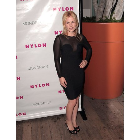 Anna Paquin At Arrivals For Nylon Magazine Tv Issue Launch Party Sky Bar At Mondrian Hotel Los Angeles Ca August 24 2009 Photo By Adam OrchonEverett Collection - Party Magazines