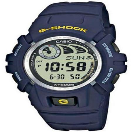 Casiog2900f Shock Watch G Classic 2v Data Men's E Blue Memory BrCxdeo