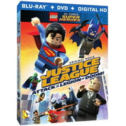 Lego DC Super Heroes: Justice League: Attack of the Legion of Doom! (Blu-ray + DVD)