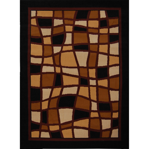 Home Dynamix Premium Collection Scatter Squares Area Rug
