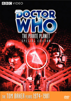 Dr. Who: The Pirate Planet (DVD) by BBC WARNER