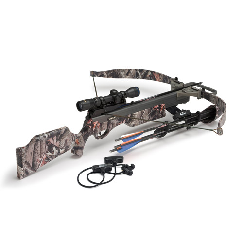 Excalibur Vixen II Crossbow, Vari-Zone Package