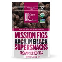 Made In Nature Organic Mission Figs, 8 oz