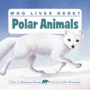 Who Lives Here? Polar Animals (Paperback)