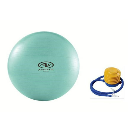 Athletic Works 65cm Exercise Yoga Ball