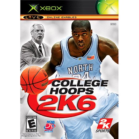 College Hoops 2K6 - Xbox (College Video Game)