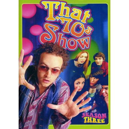 That 70s Show: Season Three (DVD)