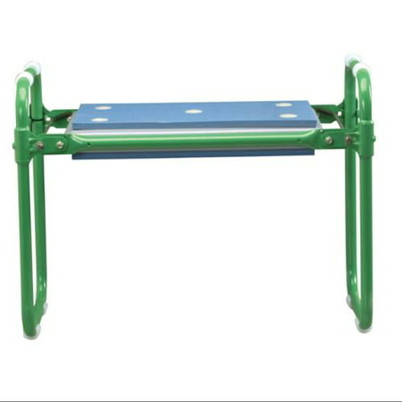 Supportive Folding Garden Seat and Kneeler ()