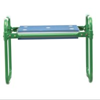 Supportive Folding Garden Seat and Kneeler