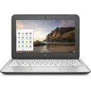 """HP Chromebook 11 G2, 1.70 GHz Samsung Exynos, 4GB DDR3 RAM, 16GB SSD Hard Drive, Chrome, 11"""" Screen (Refurbished Grade B)"""