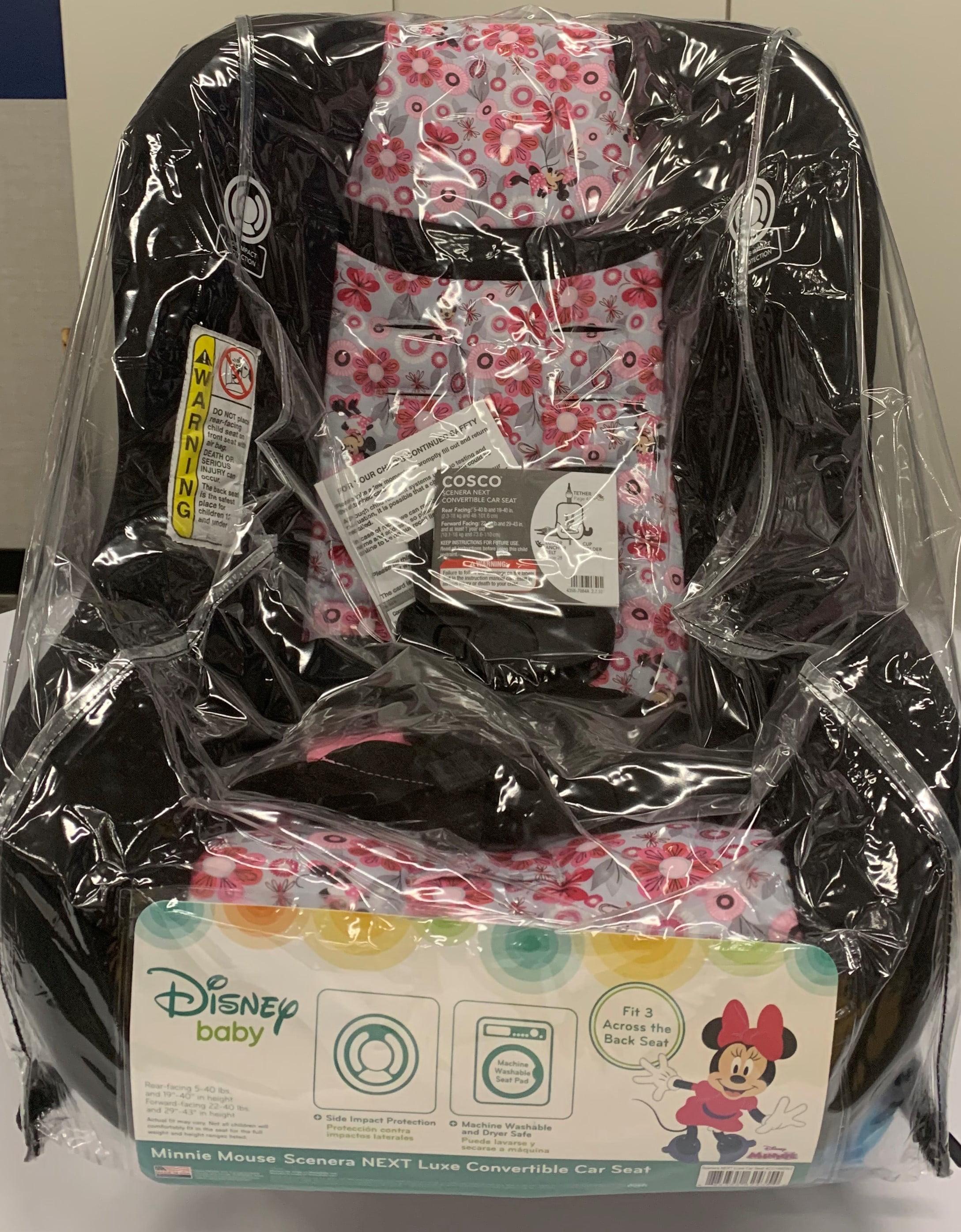 Disney Scenera Next Car Seat Minnie