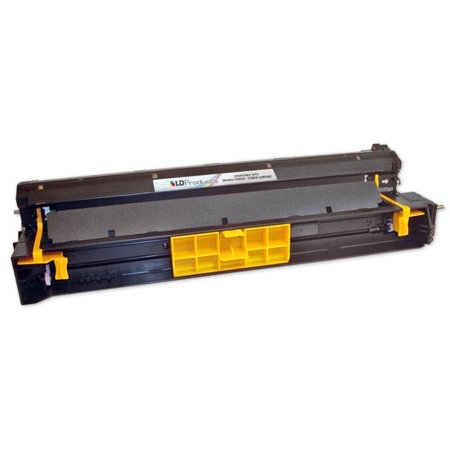 LD Remanufactured Laser Drum Unit Replacement for Okidata 42918101 Type C7 (Yellow)
