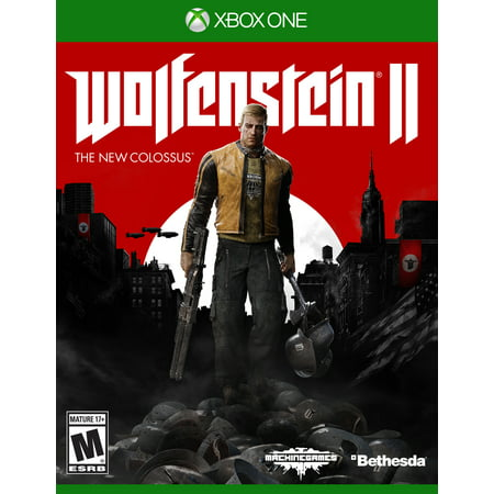 Click here for Wolfenstein II: The New Colossus for Xbox One prices