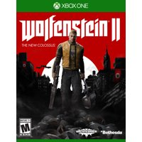 Wolfenstein II: The New Colossus, Bethesda, Xbox One, 093155172418